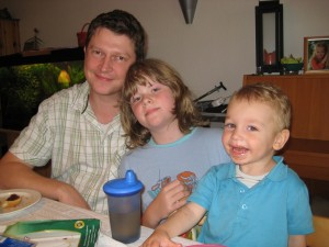 Finn, Lena & Thorsten 2011